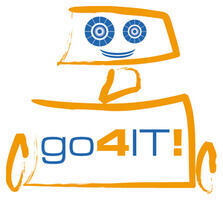 Logo go4IT!
